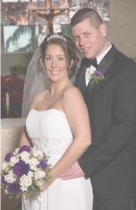 Kristine and Andrew